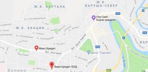 Бързи кредити Велико Търново